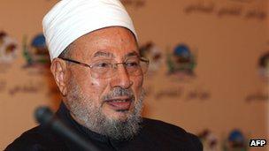 Sheikh Yusuf al-Qaradawi (2008)