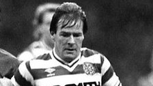 Celtic midfielder Murdo MacLeod