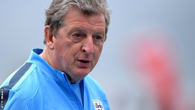 England not winning enough - Hodgson