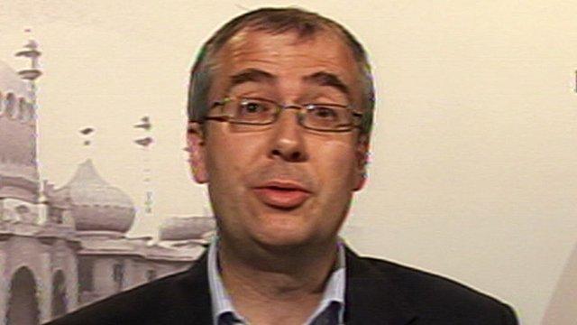 Philip Cullum of energy regulator Ofgem