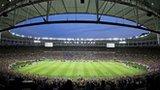 Maracana stadium during Brazil v England friendly