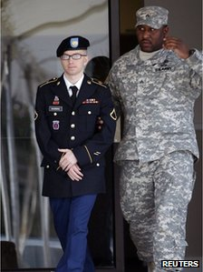 Bradley Manning (March 2012)