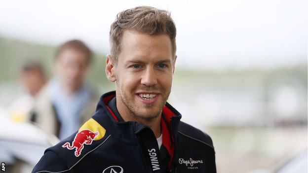 The 30-year old son of father Norbert Vettel and mother Heike Vettel, 176 cm tall Sebastian Vettel in 2017 photo