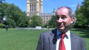 Stephen Williams, Liberal Democrat MP for Bristol West