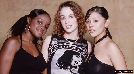 MKS formerly Sugababes
