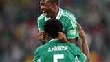 Ahmed Musa and Efe Ambrose