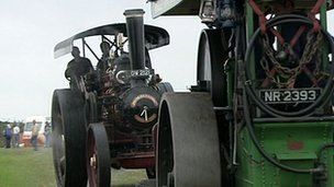Lanlivery Vintage Rally