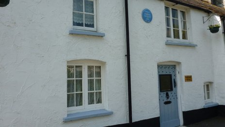 Charles Causley's birthplace
