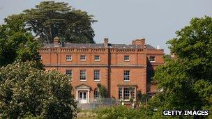 Grove Hotel, Watford
