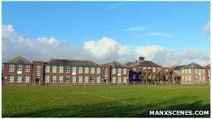 Ballakermeen High School, Douglas