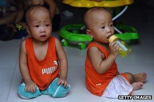 Vietnamese twins