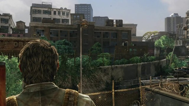 Last of Us screenshot