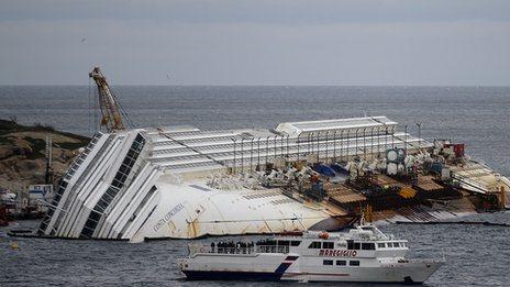 Study Finds Shipwrecks Threaten Precious Seas Bbc News