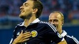 Scotland were surprise 1-0 winners in Croatia