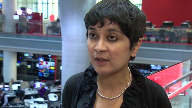 Shami Chakrabarti, the director of the civil rights group, Liberty