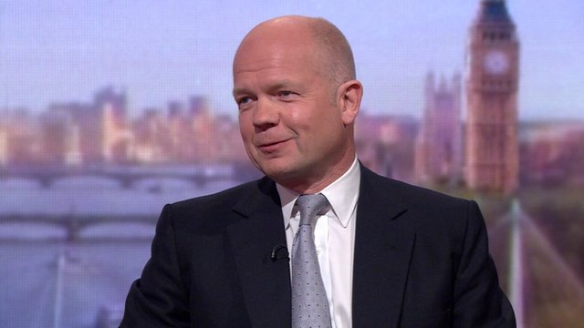 Nothing to fear from GCHQ - Hague