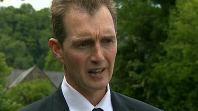 Monmouth MP David Davies