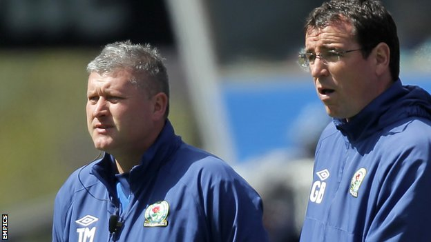 Terry McPhillips and Gary Bowyer