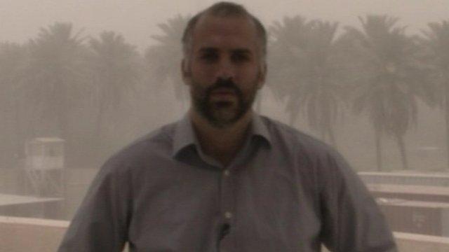 Rami Ruhayem reporting from Baghdad