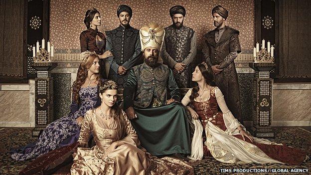 Sultan Suleiman Turkish Series