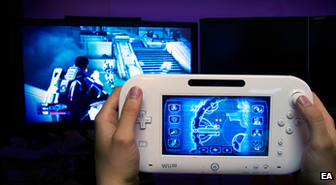 Mass Effect 3 on Wii U