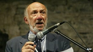 Richard Falk. File photo
