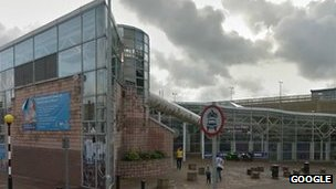 Blackburn 39 S Waves To Be Replaced By Leisure Centre Bbc News