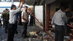 Damascus hit by double bombings