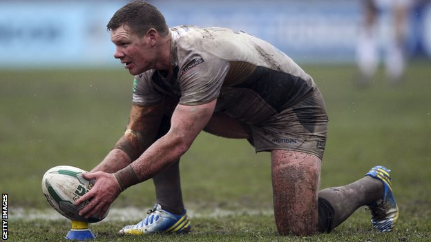 Hull FC's Danny Tickle