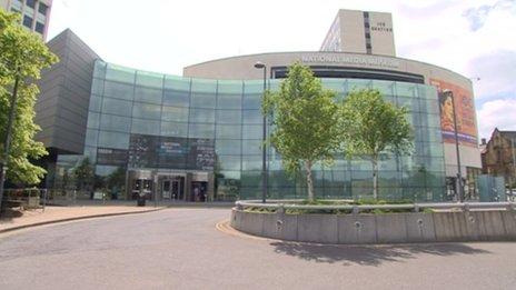 National Media Museum, Bradford