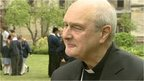 Roman Catholic Bishop of East Anglia has been named as Bishop Alan Hopes
