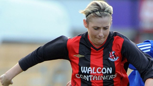 Crusaders Strikers Nadine Murphy