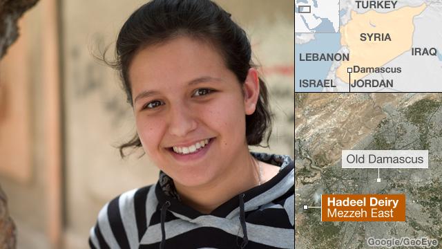 Hadeel Deiry