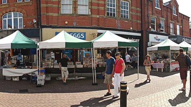 Rhyl Community Market