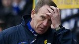Kenny Shiels has lost his job at Kilmarnock