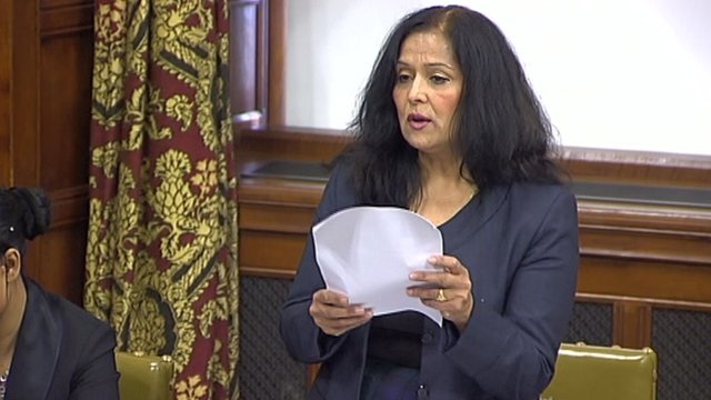 Labour MP for Bolton South-East Yasmin Qureshi