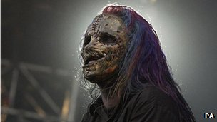 Member of Slipknot