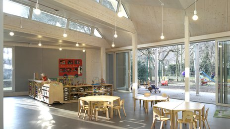 Montpelier Community Nursery, London
