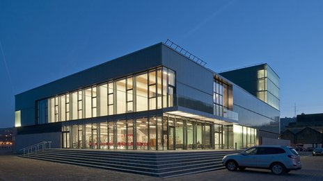 The Beacon Arts Centre, Greenock