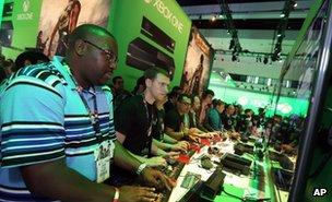 Gamers, E3