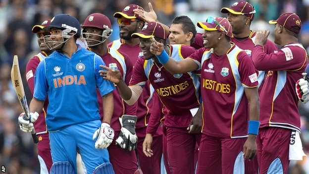 West Indies remain in good spirits despite defeat against India