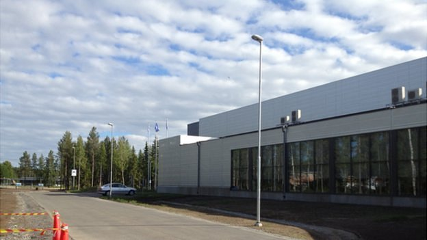 Lulea data centre