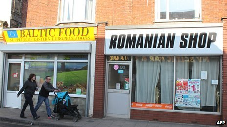 Baltic Food and Romanian Shop in Boston