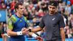 Andy Murray and Marinko Matosevic