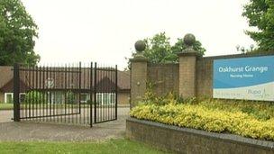 Oakhurst Grange