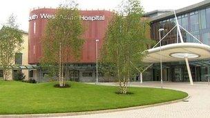 South West Acute Hospital