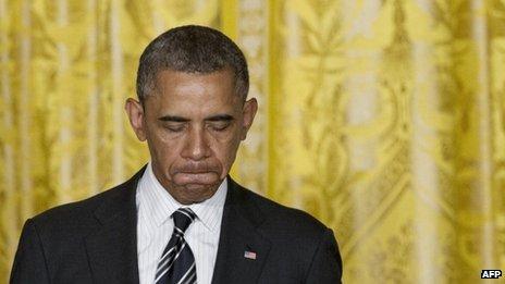President Barack Obama (13 June 2013)