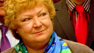Senator Sarah Ferguson