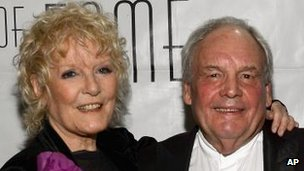 Petula Clark with Tony Hatch