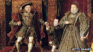 Tudor Dynasty - Henry VIII and Elizabeth I